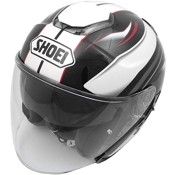 ショウエイ SHOEI ヘルメット J-CRUISE PASSE TC-10 茶/白 XLサイズ 4512048441784 HD店