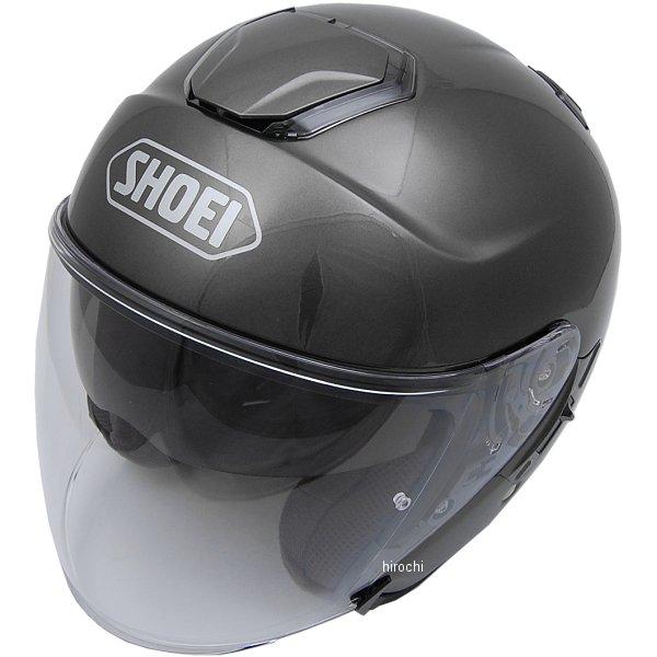 ショウエイ SHOEI ヘルメット J-CRUISE アンスラサイトメタリック XSサイズ 4512048369200 HD店