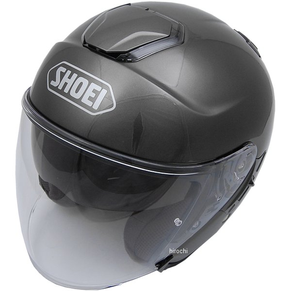 ショウエイ SHOEI ヘルメット J-CRUISE アンスラサイトメタリック XXLサイズ 4512048369255 HD店