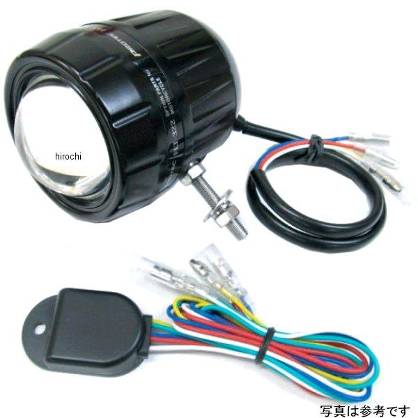 プロテック PROTEC LEDフォグライト FLT-322 DC12V 28W 6000K REVセンサー付き 遮光板無し 下ボルト 65322-D HD店