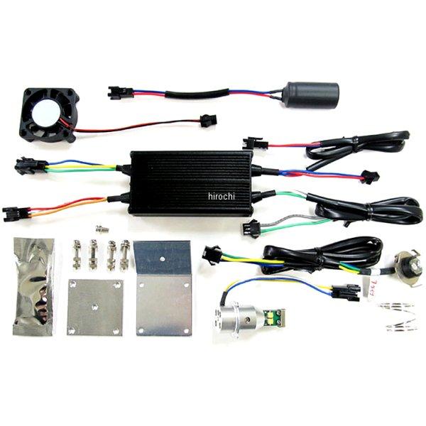 プロテック PROTEC LEDヘッドライトバルブ LB7-M PH7タイプ Hi/Lo 6000K 65012 HD店