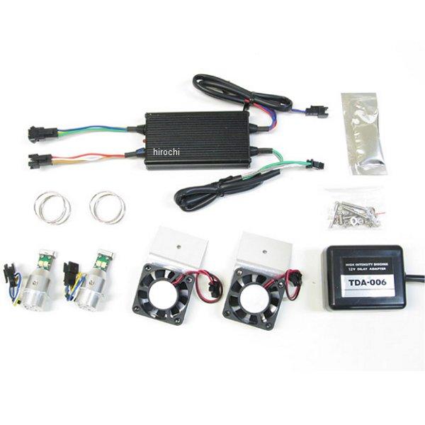 プロテック PROTEC LEDヘッドライトバルブ 2灯キット LB7-BW PH7 BW'S100 台湾仕様専用 65020 HD店