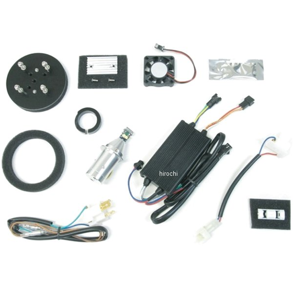 【メーカー在庫あり】 プロテック PROTEC LEDヘッドライトバルブ LB7W-KN H7 Hi/Lo Hi側専用 6000K 65009 HD店