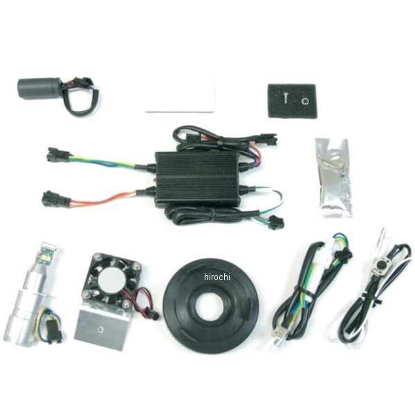 プロテック PROTEC LEDヘッドライトバルブ LB7W-BS H7 Hi/Lo Hi側専用 6000K 65033 HD店
