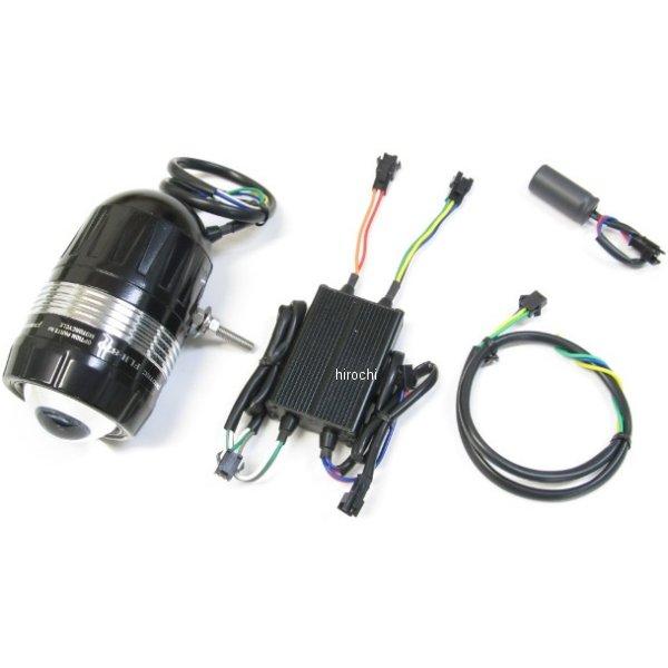 プロテック PROTEC LEDプロジェクターヘッドライト FLH-870 DC/AC12V共用 30W Hi/Lo切替 6000K 下ボルト 65870-D HD店