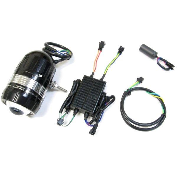 プロテック PROTEC LEDプロジェクターヘッドライト FLH-870 DC/AC12V共用 30W Hi/Lo切替 6000K 下ボルト 65870-U HD店