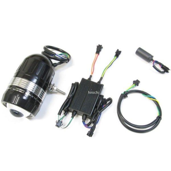 プロテック PROTEC LEDプロジェクターヘッドライト FLH-870 DC/AC12V共用 30W Hi/Lo切替 6000K 右ボルト 65870-R HD店
