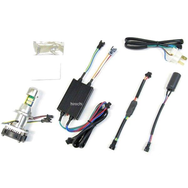 プロテック PROTEC LEDヘッドライトバルブ LB-HS1 HS1 Hi/Lo 6000K AC/DC共通 65043 HD店