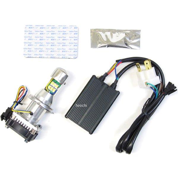プロテック PROTEC LEDヘッドライトバルブ LB4-S3 H4 Hi/Lo 3000K 65044 HD店
