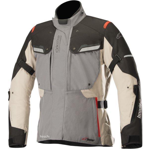 アルパインスターズ Alpinestars 秋冬モデル ジャケット BOGOTA DRYSTAR ダークグレー/サンド/黒 Lサイズ 8021506939498 HD店
