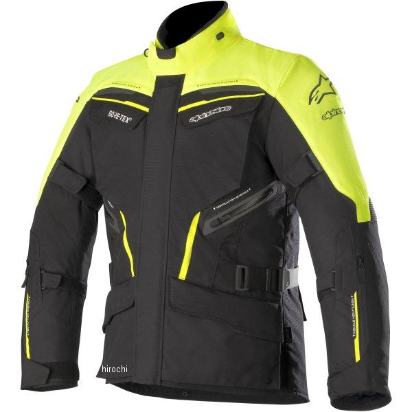 アルパインスターズ Alpinestars 秋冬モデル ジャケット PATRON GORE-TEX 蛍光黄/黒 Sサイズ 8021506941538 HD店