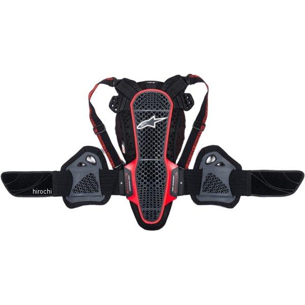アルパインスターズ Alpinestars 秋冬モデル バックプロテクター NUCLEON KR-3 スモーク/黒/赤 Sサイズ 8021506941958 HD店