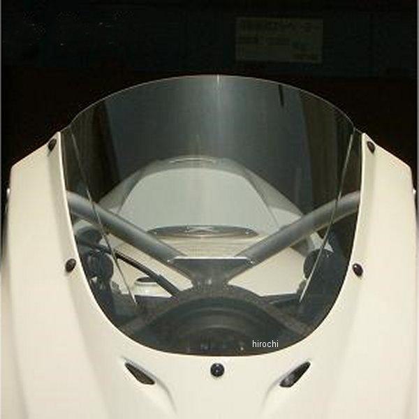 クレバーウルフ CLEVER WOLF スクリーン CWカウル用 段付きタイプ ホンダ NSF100 06NS-004-10 HD店