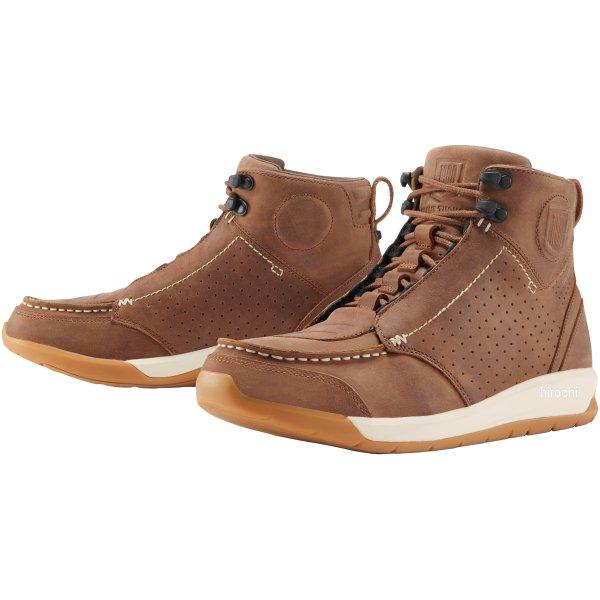 【USA在庫あり】 アイコン ICON 秋冬モデル ブーツ Truant2 ブラウン 7サイズ 25cm 3403-0933 HD店