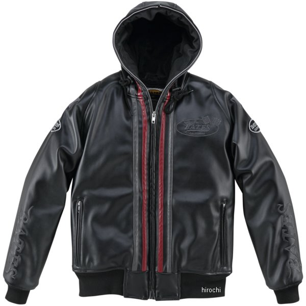 ベイツ BATES 秋冬モデル 合成皮革パーカー レディース 黒 Mサイズ BJL-F1773P HD店
