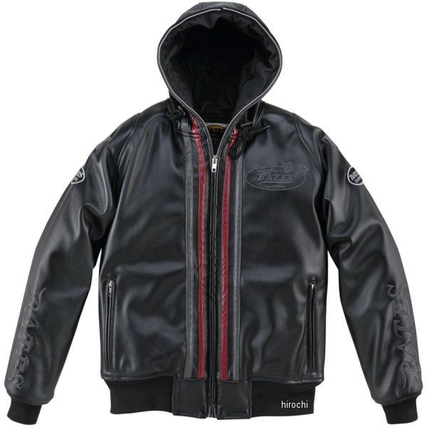 ベイツ BATES 秋冬モデル 合成皮革パーカー レディース 黒 Lサイズ BJL-F1773P HD店