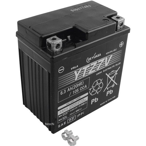 GSユアサ MFバッテリー 制御弁型 12V(液入り充電済) YTZ7V HD店