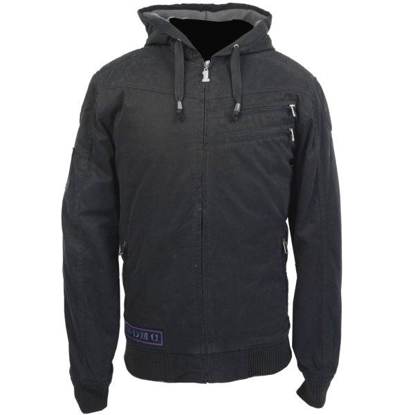 【即納】 ハーレー純正 新品フーデットジャケット マシンボルト 黒 Sサイズ 98551-14VM/000S HD