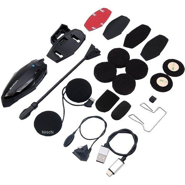 メーカー在庫あり サインハウス 送料無料新品 ビーコム 出色 B+COM SB6X HD店 ブルートゥースコミュニケーションシステム 黒 00080215 シングルユニット