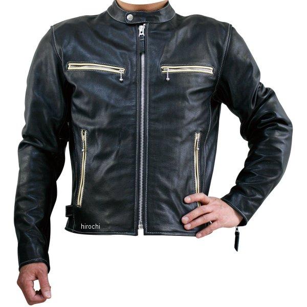 モトフィールド MOTO FIELD 秋冬モデル シングルレザージャケット 黒 Lサイズ MF-LJ118 HD店