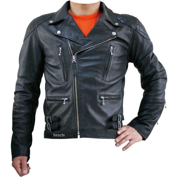 モトフィールド MOTO FIELD 秋冬モデル ダブルレザージャケット 黒 3Lサイズ MF-LJ121 HD店