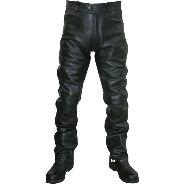モトフィールド MOTO FIELD 2017年秋冬モデル ライダーズストレートパンツ 黒 LLサイズ MF-LP66 HD店