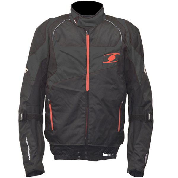 シールズ SEAL'S 秋冬モデル スポーツウインタージャケット 黒 4Lサイズ SLB-138 HD店