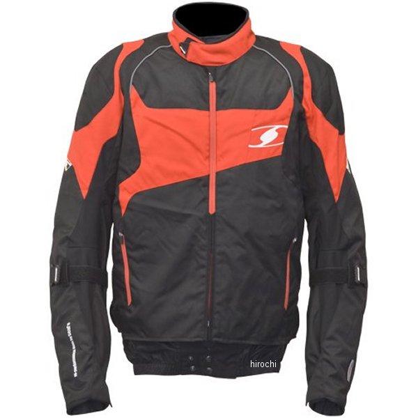 シールズ SEAL'S 秋冬モデル スポーツウインタージャケット 赤 3Lサイズ SLB-138 HD店