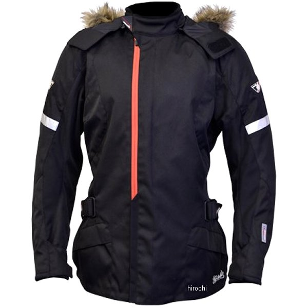 シールズ SEAL'S 秋冬モデル ウインタージャケット レディース 黒 Lサイズ SLB-139W HD店