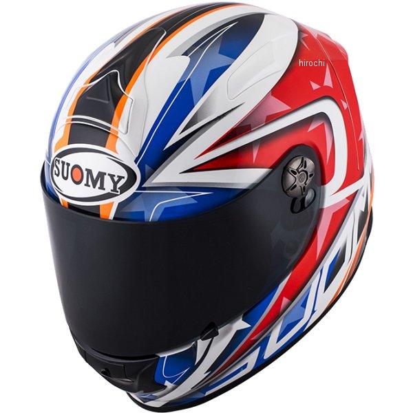 【メーカー在庫あり】 SR0030 スオーミー SUOMY フルフェイスヘルメット SR-SPORT インディ Mサイズ(57cm-58cm) SSR003002 HD店