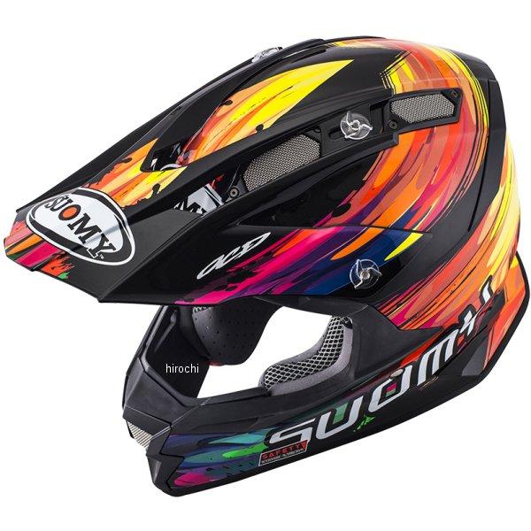 AL0011 スオーミー SUOMY オフロードヘルメット ALPHA トーチド Lサイズ(59cm-60cm) SAL001103 HD店
