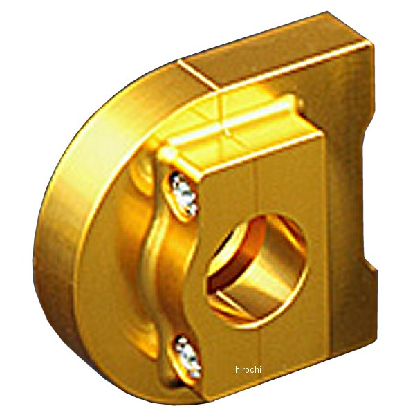 ピーエムシー PMC ハイスロキット タイプ1 40φ 汎用 ゴールド 110Lメッシュワイヤー 162-1537 HD店