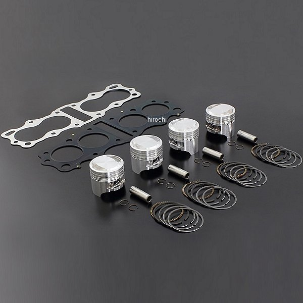 ピーエムシー PMC ピストンキット 54.5mm CB400F 178-2011 HD店