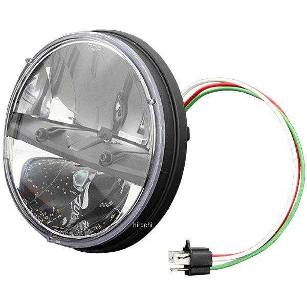 【メーカー在庫あり】 ピーエムシー PMC TRUCK LEDヘッドライト ラウンドタイプ 汎用 71-0411 HD店