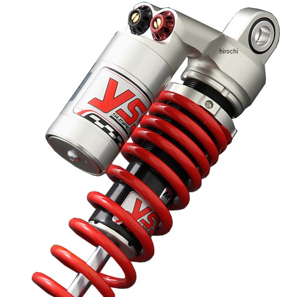 ワイエスエス YSS ツイン リアショック スポーツライン S362 X-4 330mm シルバー/赤 27N 116-801350S7 HD店