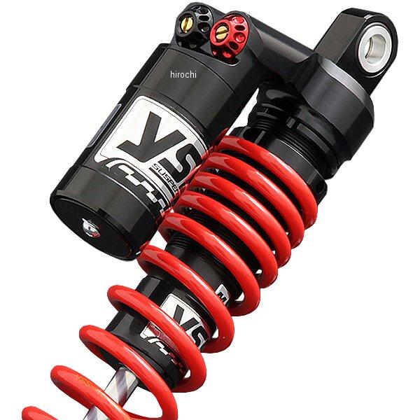 ワイエスエス YSS ツイン リアショック スポーツライン S362 CB1000SF 350mm 黒/赤 116-8113311 HD店