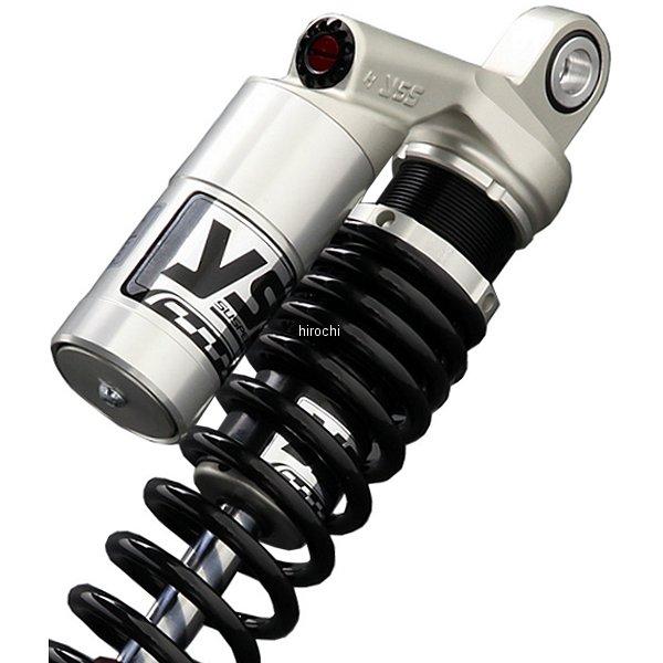 【メーカー在庫あり】 ピーエムシー PMC YSS ツイン リアショック スポーツライン G366 ZRX400 360mm シルバー/黒 116-6210300 HD店