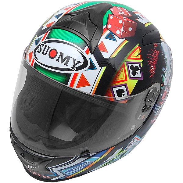 【メーカー在庫あり】 SR0021 スオーミー SUOMY フルフェイスヘルメット SR-SPORT ギャンブル Lサイズ(59cm-60cm) SSR002103 HD店