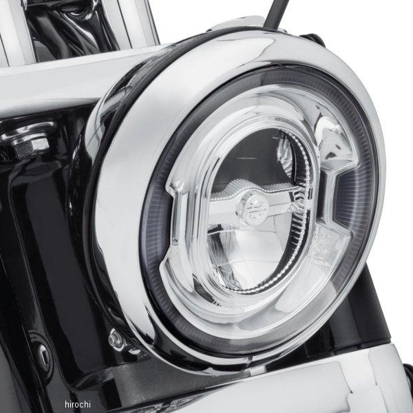 【USA在庫あり】 ハーレー純正 7インチ LEDヘッドライト デーメーカー クローム 67700353 HD店