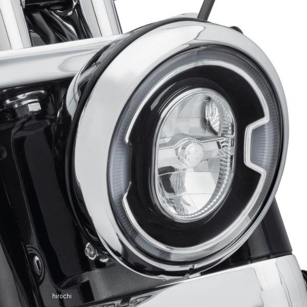 【USA在庫あり】 ハーレー純正 7インチ LEDヘッドライト デーメーカー 黒 67700354 HD店