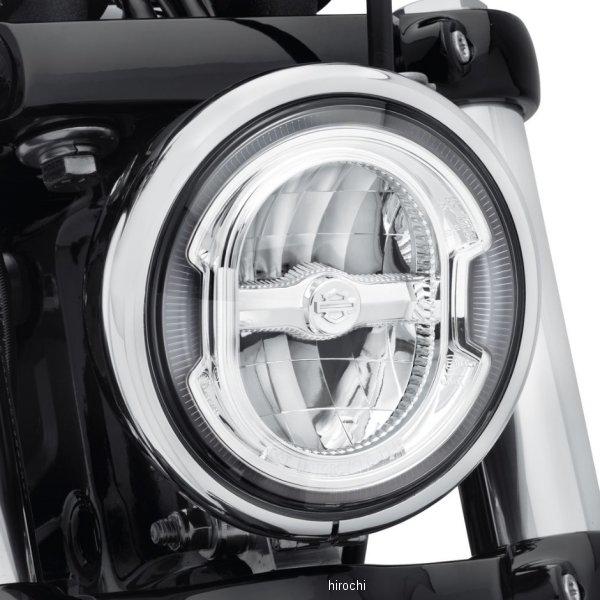 【USA在庫あり】 ハーレー純正 5-3/4インチ LEDヘッドライト デーメーカー クローム 67700355 HD店