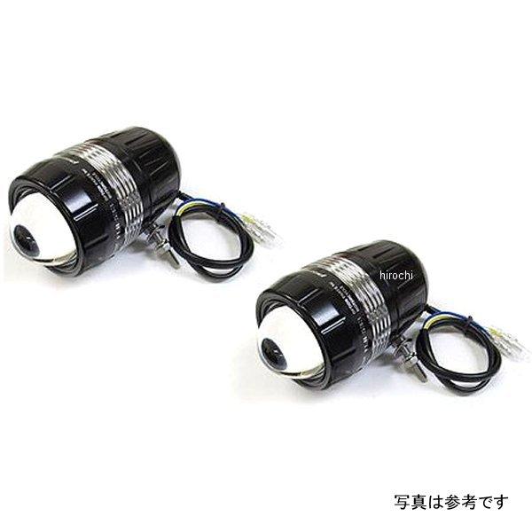 プロテック PROTEC LEDフォグライト FLT-322 DC12V 28W 6000K REVセンサー無し 遮光板無し 下ボルト 左右セット 67322-D HD店