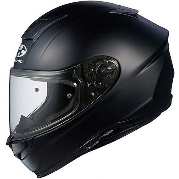 オージーケーカブト OGK KABUTO フルフェイスヘルメット AEROBLADE-5 フラットブラック Mサイズ 4966094569976 HD店