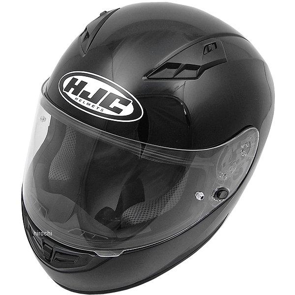 【メーカー在庫あり】 エイチジェイシー HJC フルフェイスヘルメット CS-15 ソリッド 黒 XLサイズ(61-62cm未満) HJH113BK01XL HD店