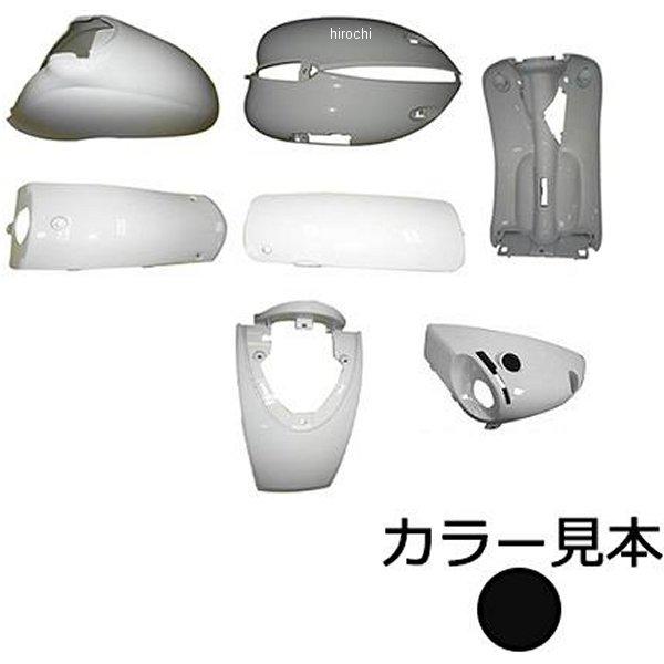 スーパーバリュー 外装9点セット ビーノ 5AU/SA10J 2型 ブラック2 004B HD店