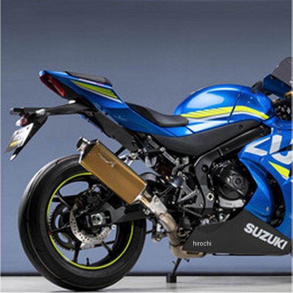 新品本物 ヤマモトレーシング スリップオンマフラー 17年以降 GSX-R1000R レース用 TYPE-S スペックA TYPE-S レース用 ゴールド/チタン 17年以降 31004-01NSG HD, ムイカイチチョウ:2d774635 --- mibanderarestaurantnj.com