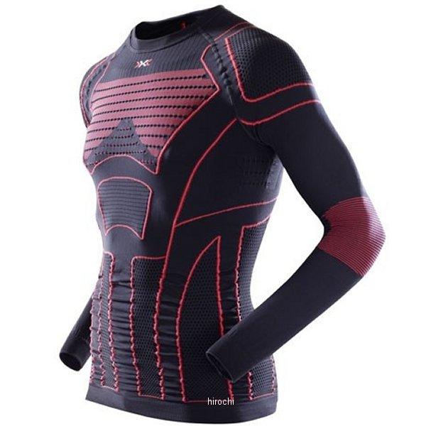 エックスバイオニック X-BIONIC モト エネジャイザーウィンターシャツ S/Mサイズ I020287S/M HD店