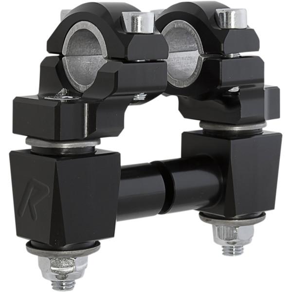 【USA在庫あり】 ロックス スピード FX Rox Speed FX ライザー 高さ51mm/ハンドル22mm 黒 0602-0907 HD店