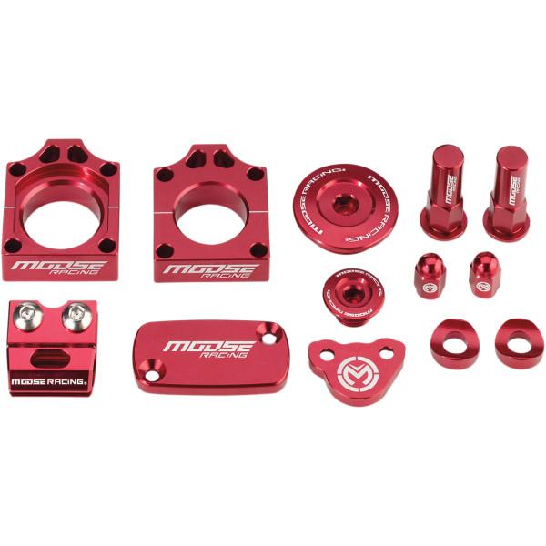 【USA在庫あり】 ムースレーシング MOOSE RACING ブリングパック 05年-18年 CRF450 赤 1231-0899 HD店