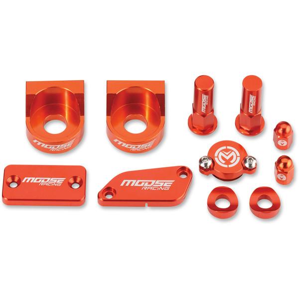 【USA在庫あり】 ムースレーシング MOOSE RACING ブリングパック 04年-11年 KTM 65 SX オレンジ 1231-0911 HD店